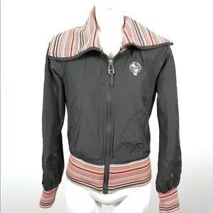 Diesel jacket Embroidered